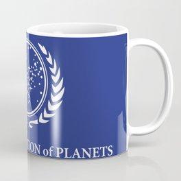 United Fed of Planets Coffee Mug