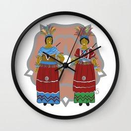Els Gegants de Reus Wall Clock