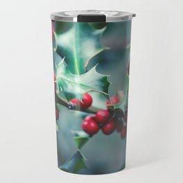 Holly Travel Mug