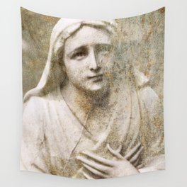 Modern Religion Wall Tapestry