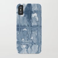 indigo iPhone & iPod Cases featuring Indigo by Dream Of Forest