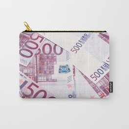 500 Euros bills Carry-All Pouch