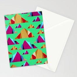 Mega Mountain Stationery Cards