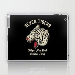 Seven Tigers Laptop & iPad Skin