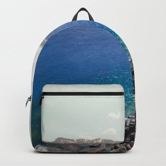 Take Me To The Lake Backpack