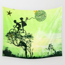 Childhood Wall Tapestry