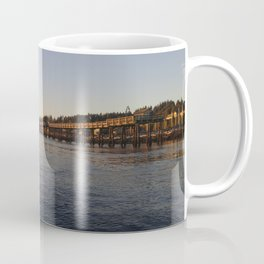Campbell River Pier Coffee Mug