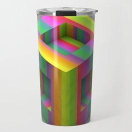 Shift Cubed Travel Mug