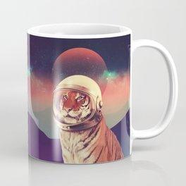 Cosmos Cat Coffee Mug