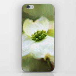Dogwood Blooms iPhone Skin
