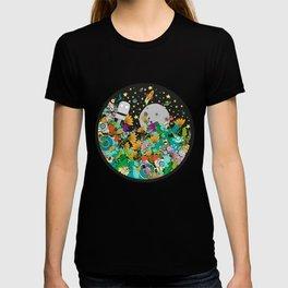 Fantasy kids world T-shirt