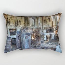 The Smithy Rectangular Pillow