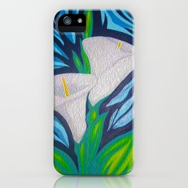 Lilli's Alive iPhone Case