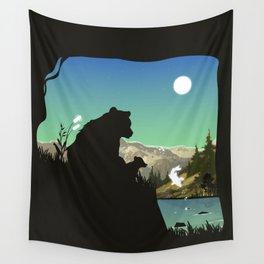 Out For Adventure Wall Tapestry
