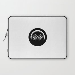 meh.ro logo Laptop Sleeve