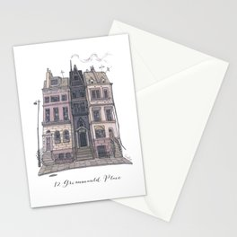 Grimmauld Place Stationery Cards