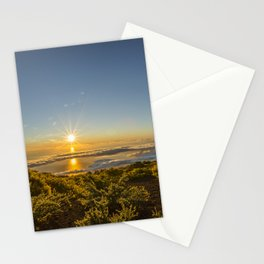 La Palma sunrise Stationery Cards