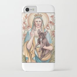 Our Blessed Rebel Queen iPhone Case
