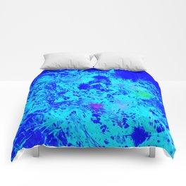 Splash Star Comforters