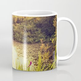 Golden end of a day Coffee Mug