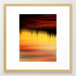 CLS 62912 B Framed Art Print