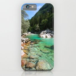 Teal Does It iPhone Case
