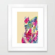 Futures Framed Art Print