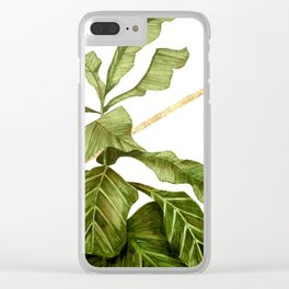 And & And Clear iPhone Case