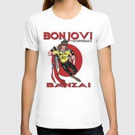 Bon Jovi Japan T-shirt
