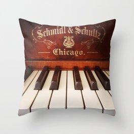 schmidt & schultz Throw Pillow