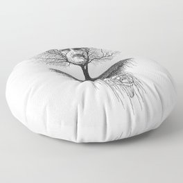 Edgar Allan Poe, Poe Tree Floor Pillow