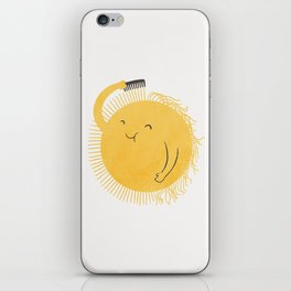 Good Morning, Sunshine iPhone Skin