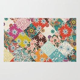 sarilmak patchwork Rug