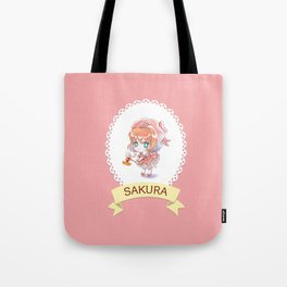 Sakura kawaii Tote Bag