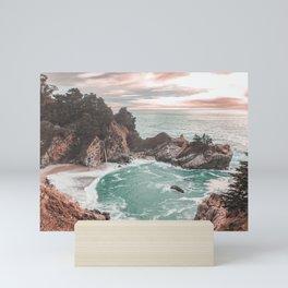 Big Sur California Mini Art Print