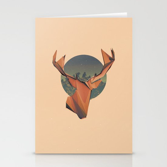 YONDER Stationery Cards