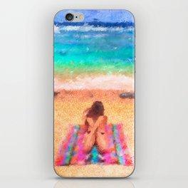 the Beach iPhone Skin