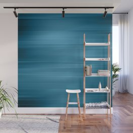 Blue Earth Wall Mural