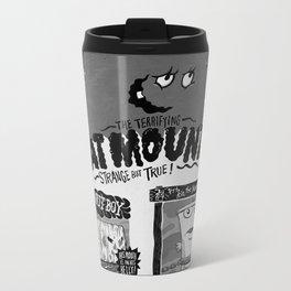 Circus of Oddities Metal Travel Mug