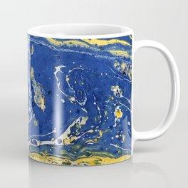 Starry Night Wave #abstract #decor #society6 #buyart Coffee Mug