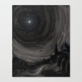 Midnight 01 Canvas Print