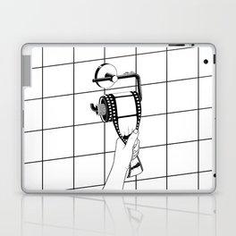 Past is shit Laptop & iPad Skin