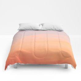 Evening Sky Comforters