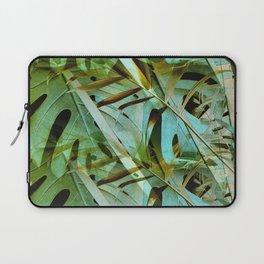 Monstera & Palm Laptop Sleeve