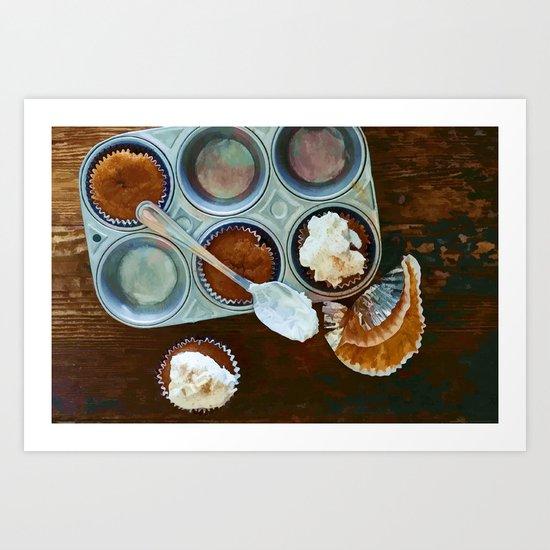 Home Cooking 1 Art Print