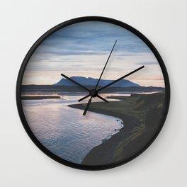 Hvitserkur, Iceland II Wall Clock
