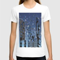 divergent T-shirts featuring Divergent by Melissa Woodall