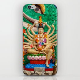 Buddhist Goddess iPhone Skin
