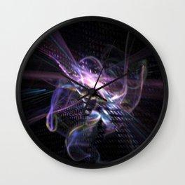Flamer Wall Clock