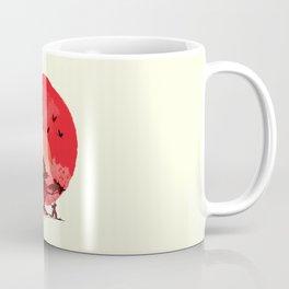 Duel under the sun Coffee Mug